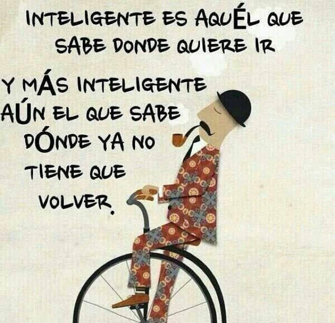 Inteligente es...
